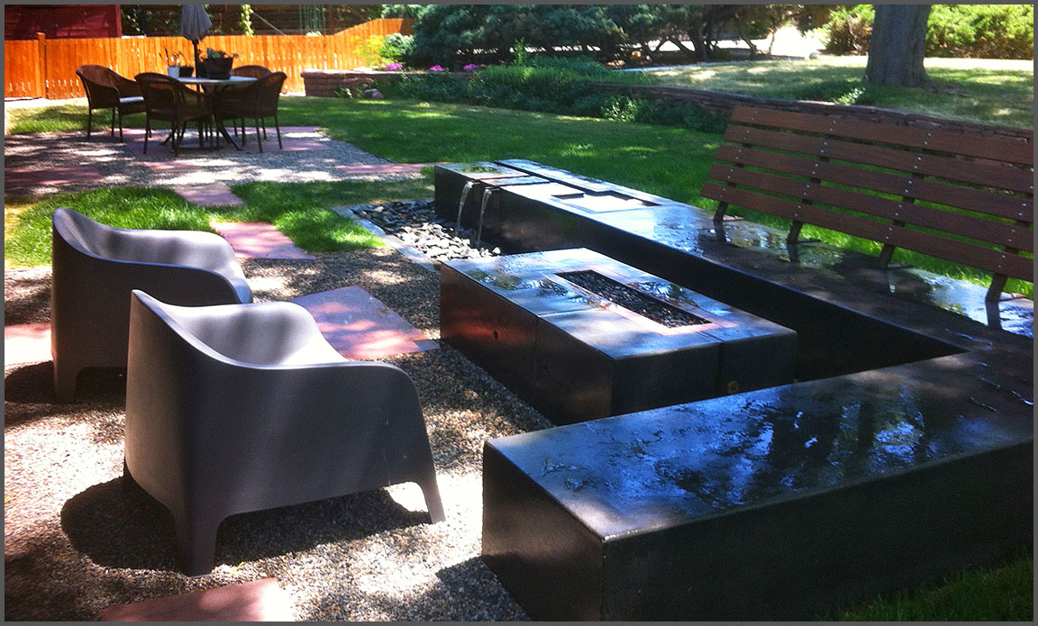 Outdoor Living Spaces & Gathering Places
