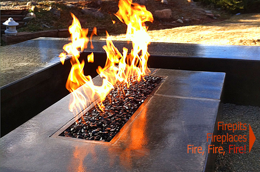 Firepits-Fireplaces